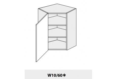 Horní skříňka PLATINIUM W10/60 grey