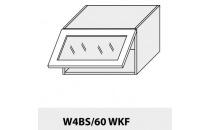 Horní skříňka kuchyně TITANIUM W4BS 60 WKF/grey
