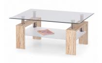 Konferenční stůl DIANA MAX dub san remo