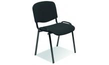 Casarredo ISO čalouněná židle C38 tmavě šedá