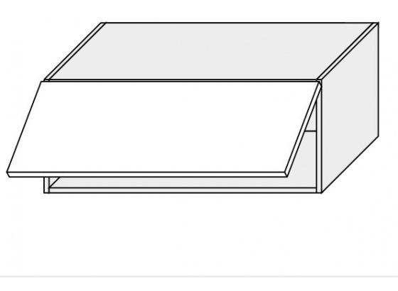 Horní skříňka PLATINIUM W4B/90 grey