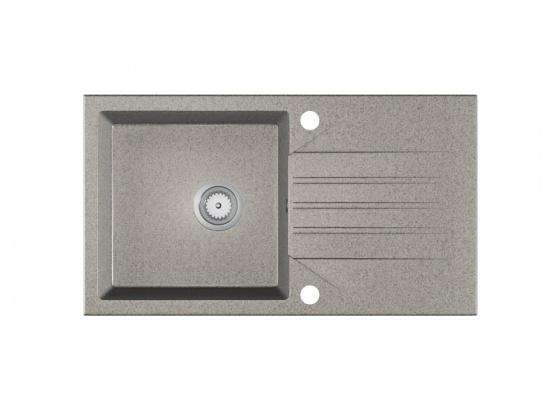 Kuchyňský dřez EVINION granit šedý