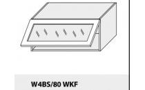 Horní skříňka kuchyně TITANIUM W4BS 80 WKF/grey