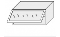 Horní skříňka PLATINIUM W4BS 80 MDF grey