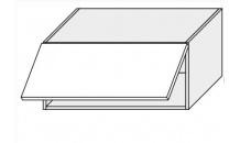 Horní skříňka EMPORIUM W4b 80 HK aventos bílá