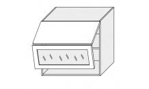 Horní skříňka EMPORIUM W8BS 80 AV WKF bílá