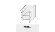 Horní skříňka kuchyně GOLD LUX W3S60 sklo