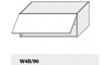 Horní skříňka kuchyně TITANIUM W4B 90 grey