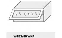 Horní skříňka kuchyně QUANTUM W4BS 80 WKF/grey