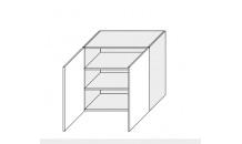 Horní skříňka kuchyně GOLD LUX W3 90