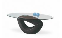 Konferenční stolek JASMIN černý