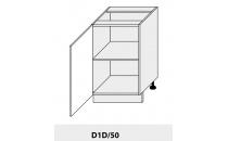 Dolní skříňka kuchyně Quantum D1D 50/grey
