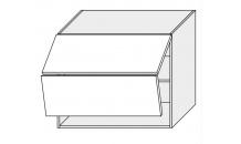 Horní skříňka EMPORIUM W8B 90 AV bílá