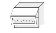 Horní skříňka EMPORIUM W8BS 90 AV WKF bílá