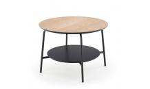 Konferenční stolek kulatý GENUA LAW3