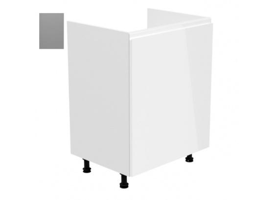 Dolní skříňka ASPEN D60Z -P/L dřezová šedá