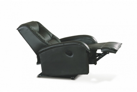 Relaxanční křeslo JEFF černé