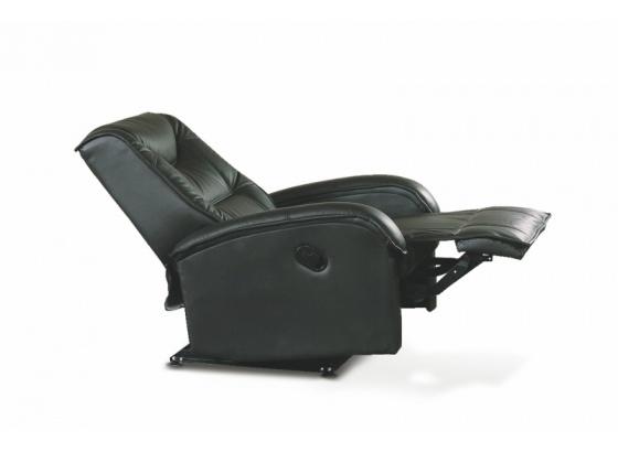 Relaxační křeslo JEFF černé