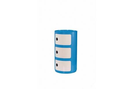 Dětský kontejner ALF modrý