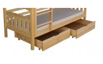 Úložný prostor pod postel HERMAN II (1 ks)