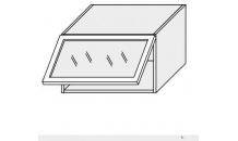 Horní skříňka kuchyně TITANIUM W4BS 60 MDF grey