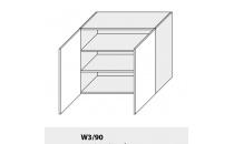 Horní skříňka kuchyně Quantum W3 90/jersey