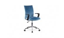 Dětská židle DORAL modrá