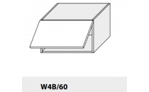 Horní skříňka kuchyně TITANIUM W4B 60/grey