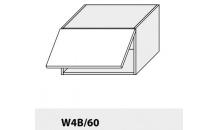 Horní skříňka kuchyně TITANIUM W4B 60 grey