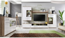 Obývací stěna SAALA
