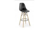 Barová židle H51 černá