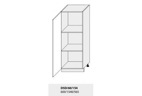 Dolní skříňka kuchyně Quantum D5D 60 154/jersey