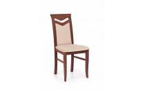 Jídelní židle CITRONE třešeň antická II.-Mesh 1