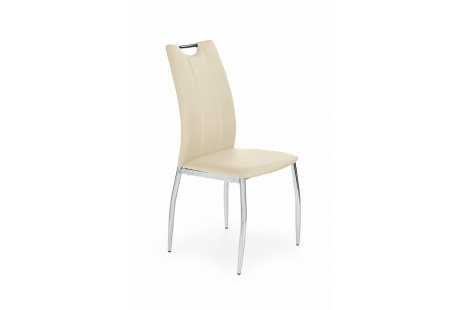 Jídelní židle K187 béžová
