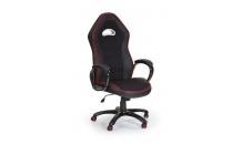 Kancelářské křeslo ENZO černá/červená