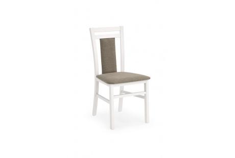Jídelní židle HUBERT 8 bílá