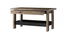 Konferenční stolek JAGGER 100 dub monastery/černá