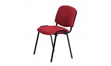 Konferenční židle VISI K28 vínová