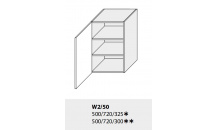 Horní skříňka kuchyně TITANIUM W2 50 jersey