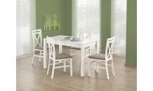 Jídelní stůl KSAWERY bílý