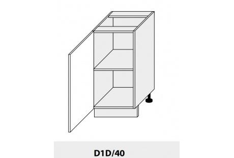 Dolní skříňka PLATINIUM D1D/40 jersey
