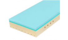 Matrace SUPER FOX BLUE CLASSIC výška 22 AKCE 1+1zdarma