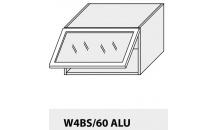 Horní skříňka PLATINIUM W4BS/60 ALU jersey