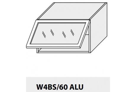 Horní skříňka PLATINIUM W4BS 60 ALU jersey