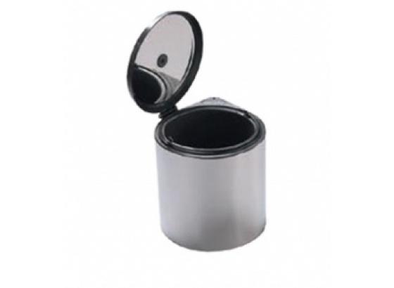 Odpadkový koš PAPRIKA INOX 40