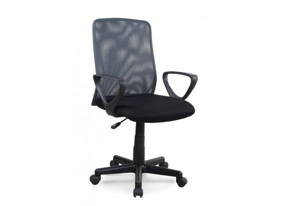 Kancelářské křeslo  ALEX  černo /šedé
