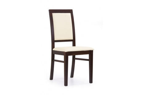 Jídelní židle SYLWEK 1 ořech tmavý-Cayenne 1112