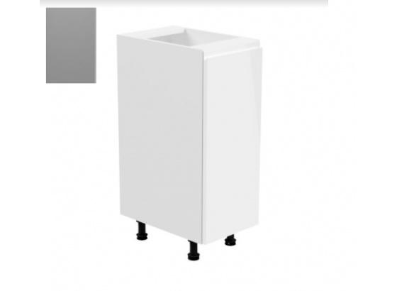 Dolní skříňka ASPEN D30 L šedá