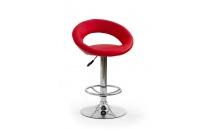 Barová židle  H15 červená