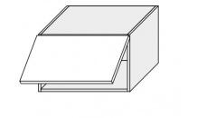 Horní skříňka kuchyně TITANIUM W4B 60 HK Aventos bílá